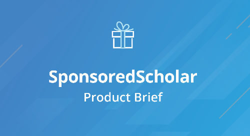SponsoredScholar Product Brief