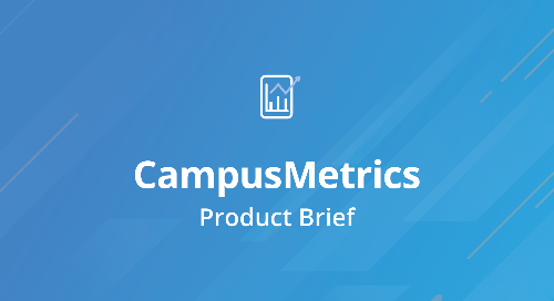 CampusMetrics Product Brief