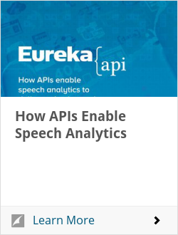 How APIs Enable Speech Analytics
