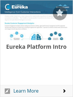 Intro to the Eureka Platform