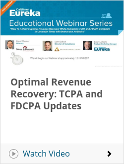 Optimal Revenue Recovery: TCPA and FDCPA Updates