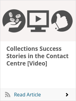 Collections Success Stories in the Contact Center [Video]