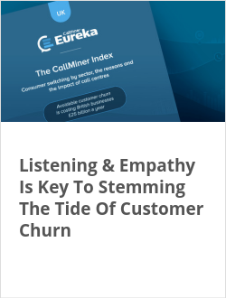 Listening & Empathy Is Key To Stemming The Tide Of Customer Churn