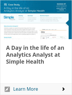 A Day in the life of an Analytics Analyst at Simple Health