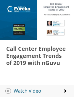 Call Center Employee Engagement Trends of 2019 with nGuvu