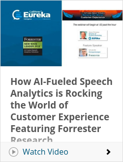 How AI-Fueled Speech Analytics is Rocking the World of Customer Experience