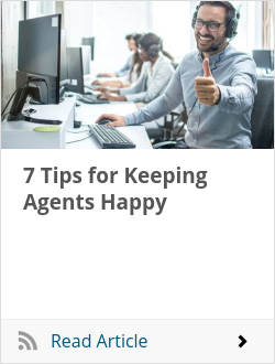 7 Tips for Keeping Agents Happy