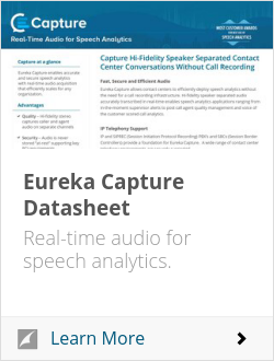 Eureka Capture Datasheet