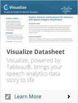 Visualize Datasheet
