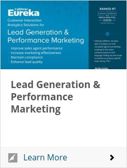Lead Generation & Performance Marketing