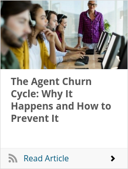 The Agent Churn Cycle: Why It Happens and How to Prevent It