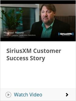 SiriusXM Customer Success Story