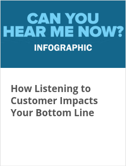 How Listening to Customer Impacts Your Bottom Line