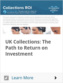UK Collections: The Path to Return on Investment