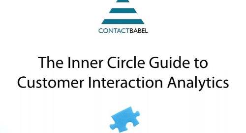 UK Inner Circle Guide to Interaction Analytics