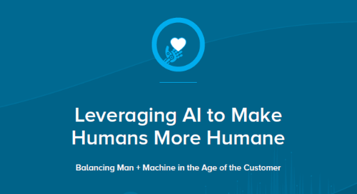 Leveraging AI to Make Humans More Humane