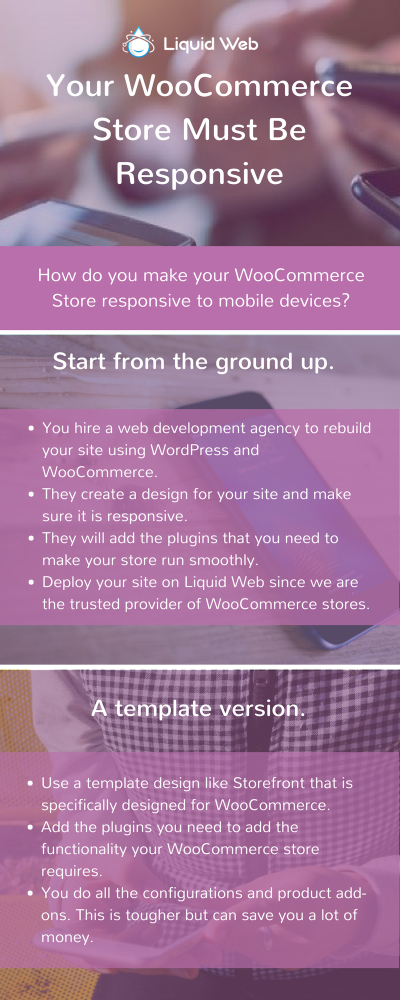 Liquid Web - Your WooCommerce Store Must Be Responsive