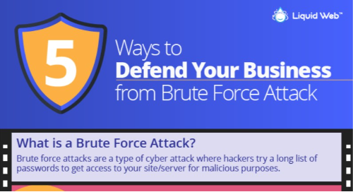 Five Ways to Prevent a Brute Force Attack