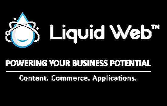 Liquid Web logo