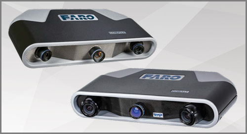 [TECHSHEET] FARO Cobalt Array Imager