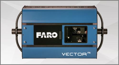 [TECHSHEET] FARO Vector RI Imaging Laser Radar