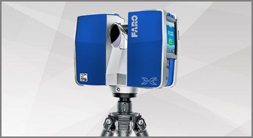 [TECHSHEET] FARO Focus 3DX 330 HDR Laser Scanner