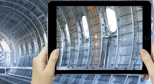 Leveraging augmented reality to streamline your manufacturing
