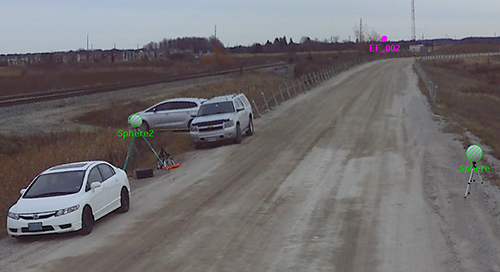 Laser Scanner basics for public safety – scene marking, placement & settings