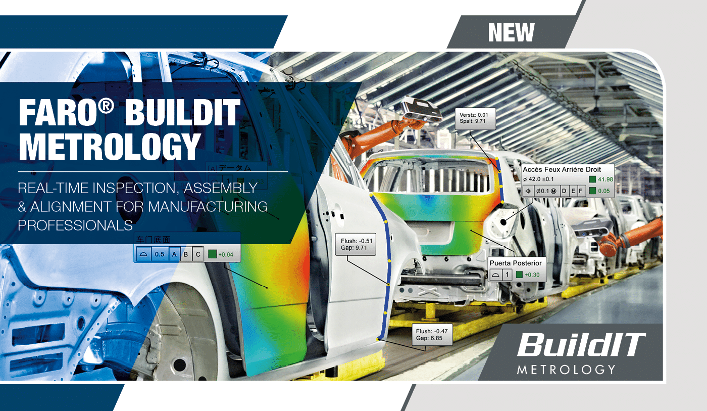BuildIT Metrology 2018.5