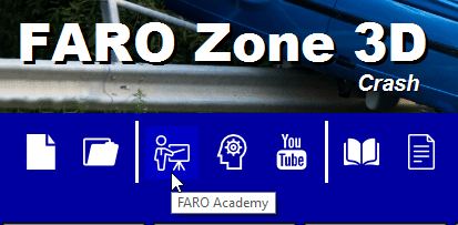 FARO Academy in FARO Zone
