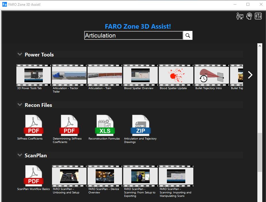 FARO Zone 3D Assist!