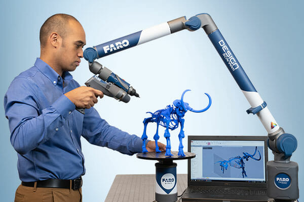 FARO Design ScanArm with PRIZM LLP