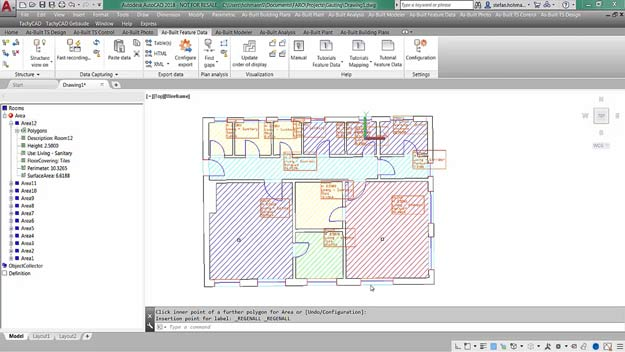 FARO As-Built for AutoCAD Software