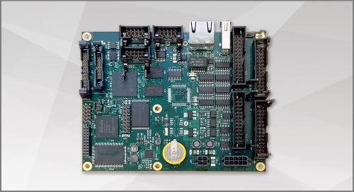 [TECHSHEET] FARO LEC-2 Embedded Controller