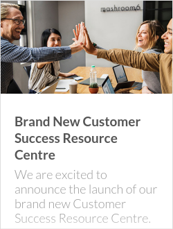 Brand New Customer Success Resource Centre