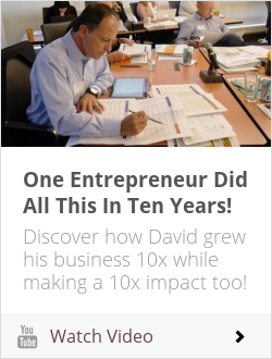 One Entrepreneur Did All This In Ten Years!
