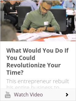 What Would You Do If You Could Revolutionize Your Time?