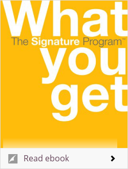 The Srategic Coach Signature Program: What You Get