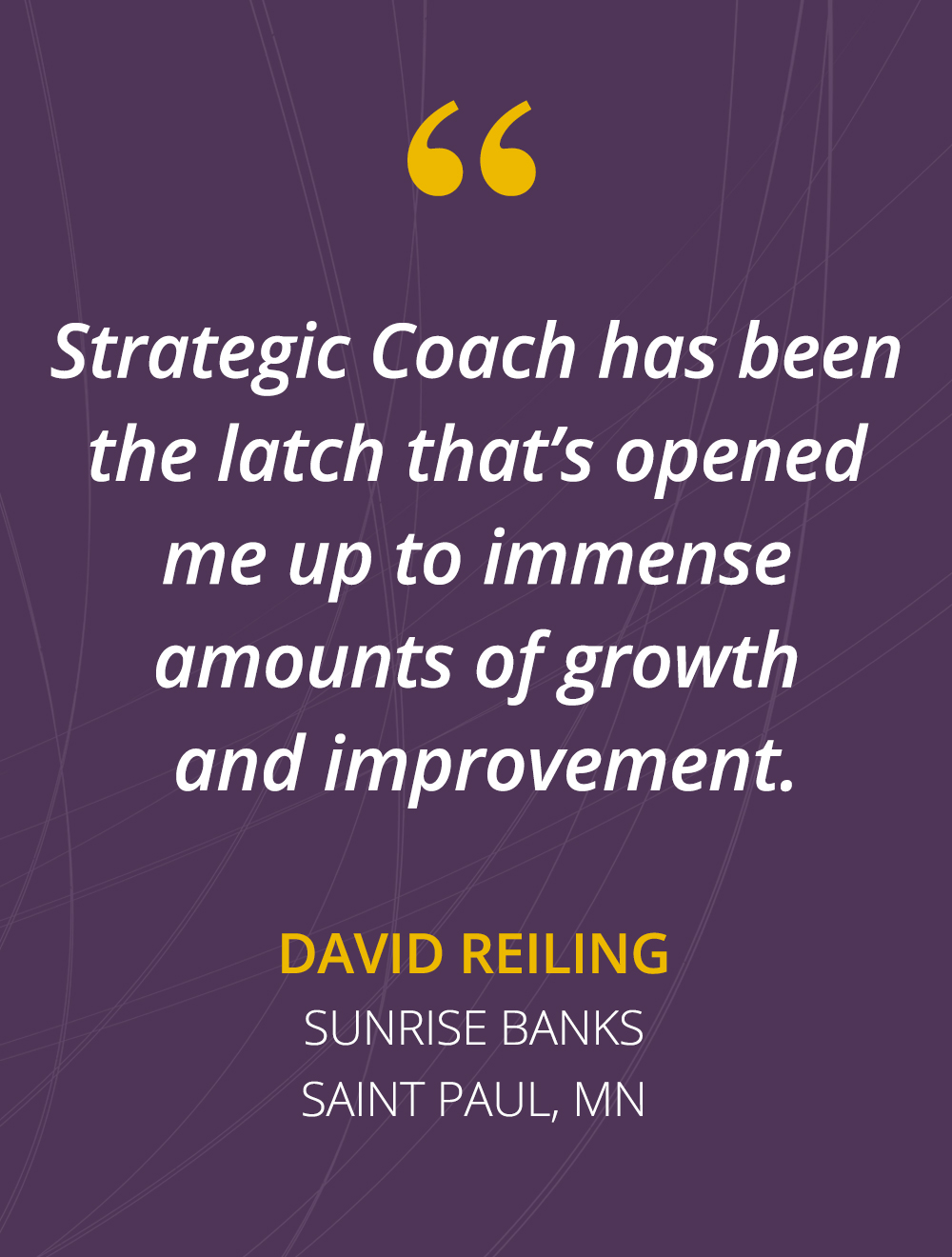 How Strategic Coach® Works With Financial Services Entrepreneurs