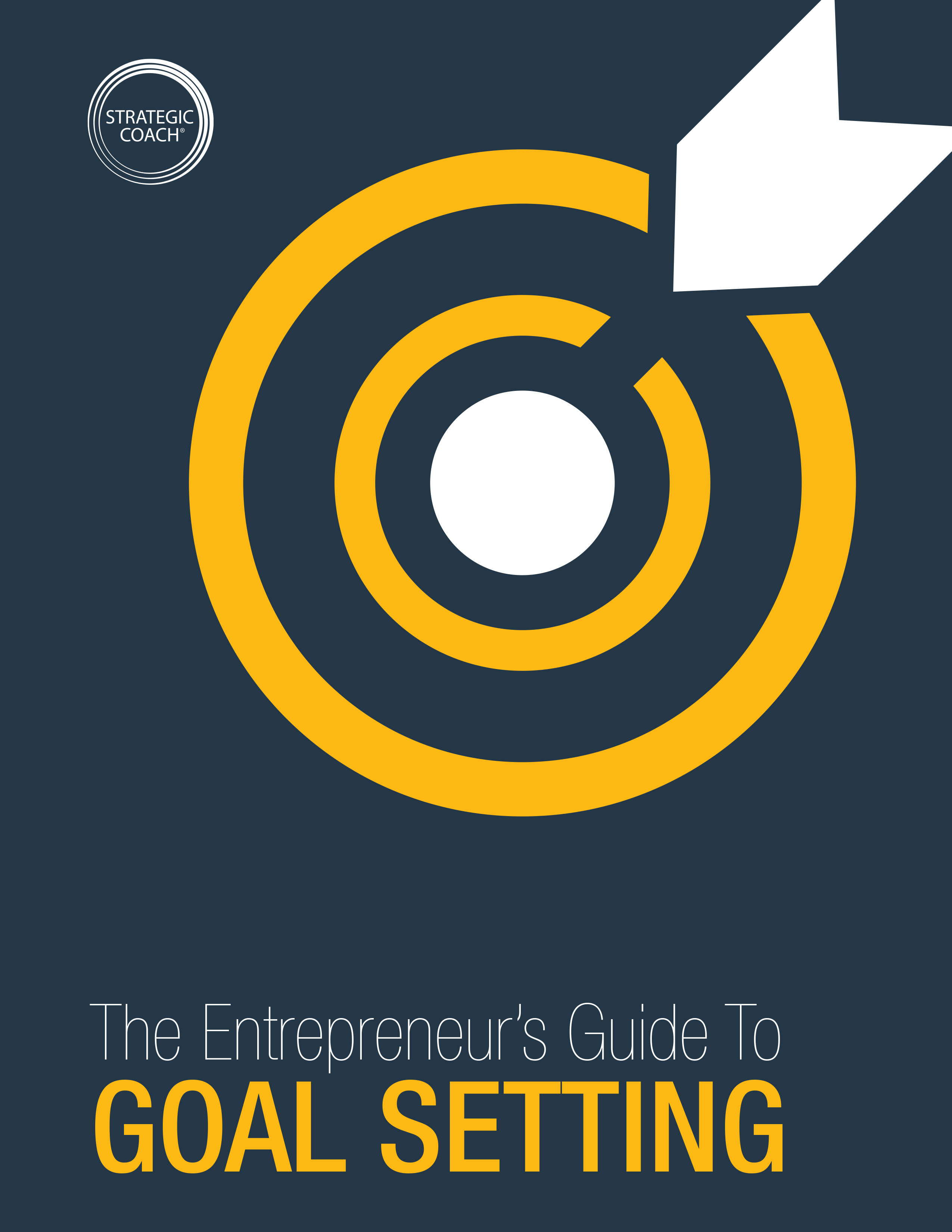The Entrepreneur's Guide To Goal Setting