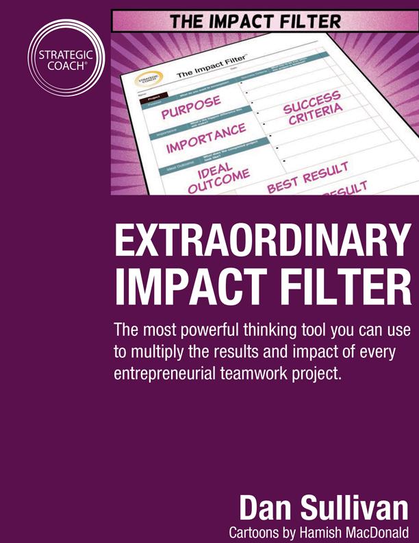 Extraordinary Impact Filter