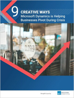 9 Creative Ways Microsoft Dynamics is Helping Businesses Pivot During Crisis