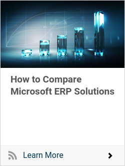 How to Compare Microsoft ERP Solutions