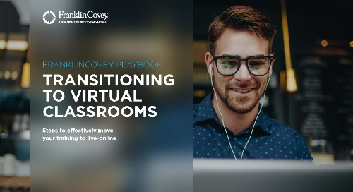 Transitioning to Virtual Classrooms
