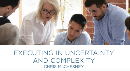 Executing in Uncertainty and Complexity