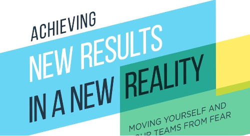 Achieving Results in a New Reality