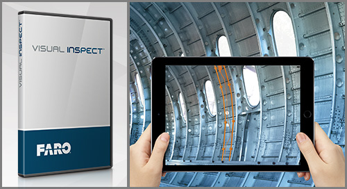 [HOJA TÉCNICA] FARO Visual Inspect & Visual Inspect AR