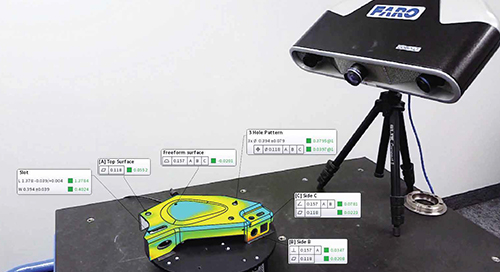 Cómo usar generadores de imágenes 3D ópticos y software de análisis para inspección automatizada