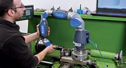 Introducción a la tecnología de medición 3D