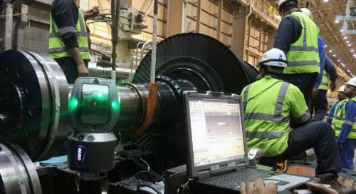 Dominando los retos de la alineación interna de las turbinas